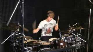 blink-182 - Dogs Eating Dogs (Drum Cover HD - Philip Z.)
