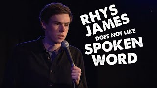 Rhys James live at Soho Theatre | Soho Theatre On Demand