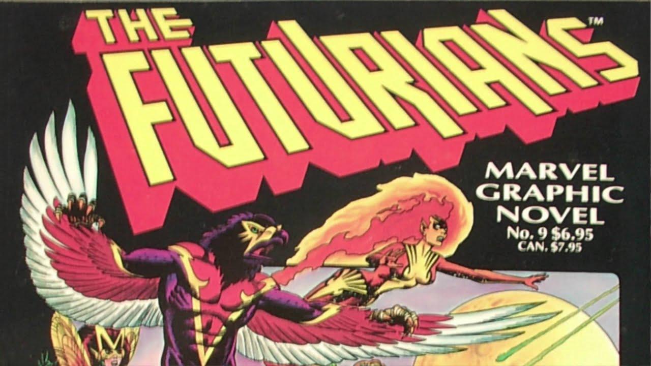 Futurians, The - Rojaws/Devil Dog From Mars