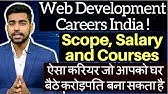 Complete Course Content Web Designing Career In Web Designing Web Designing Full Syllabus Info Youtube