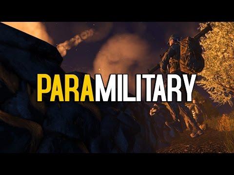 ShackTac - Arma 3: Paramilitary