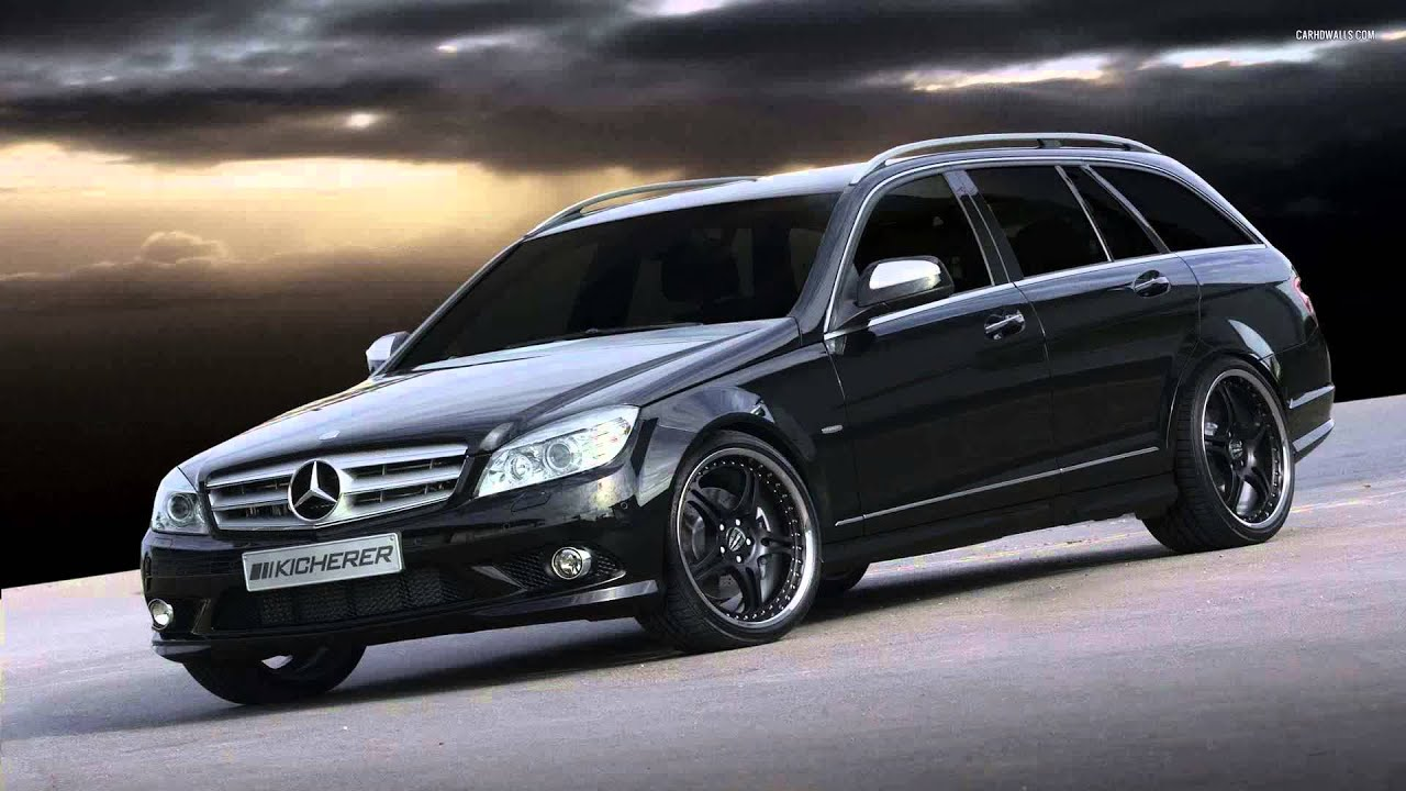 Mercedes Benz C Class W204 Tuning Cars Youtube