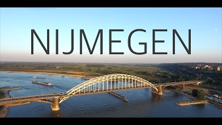 Drone beelden Nijmegen - DJI Phantom 3 HD