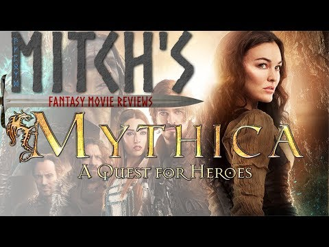 Mitch's Fantasy Movie Reviews – MYTHICA: An Enjoyable Indie Fantasy Saga