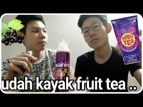LIQUID RASA BLACKCURRANT TEA . KAYAK FRUIT TEA??