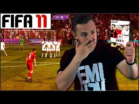 FIFA 11 - 7 ЛЕТ СПУСТЯ / КАК ИЗМЕНИЛАСЬ ИГРА ?!