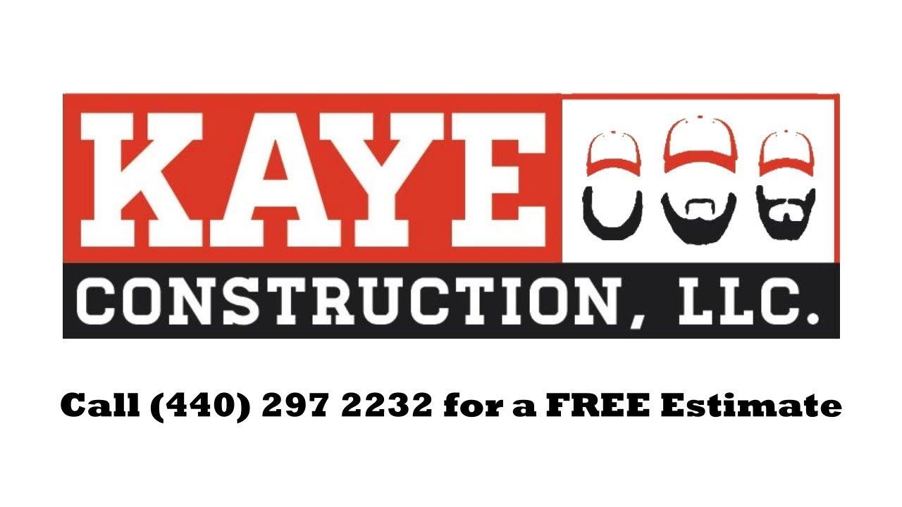 Kaye Construction Bathroom Remodeler Near Me Strongsville Ohio - Bathroom construction near me
