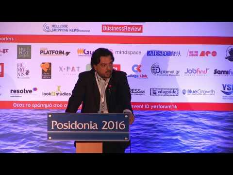 YES FORUM 2016 George Alexandratos General Secretary of Hellenic Short Sea Shipowner Association