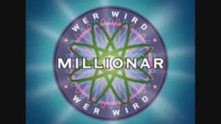Wer wird Millionaer Soundtrack: 08 Four Answers in Order
