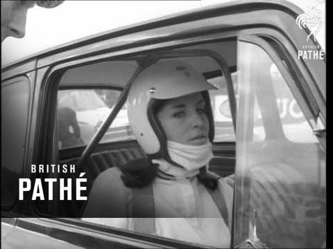 Free Car History Report >> Saloon Car Race At Brands Hatch (1967) - YouTube