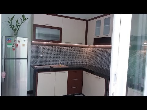 jasa pembuatan kitchen set murah sidoarjo