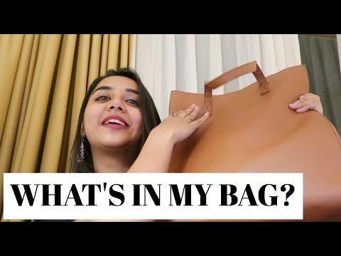 What's In My Bag? | #SawaalSaturday | MostlySane
