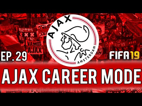 FIFA 19   Realistic Ajax Career Mode   Episode 29 - Barcelona Away! UCL Last 16  Ultimate Difficulty