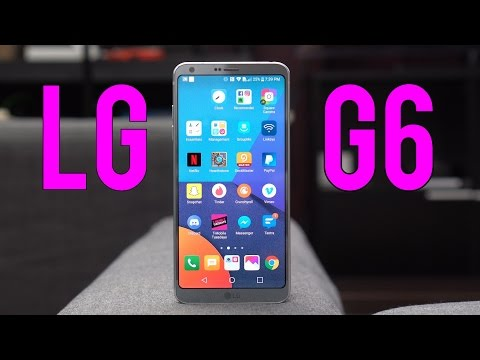 LG G6 | 1 Month Later