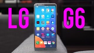 lg g6   1 month later