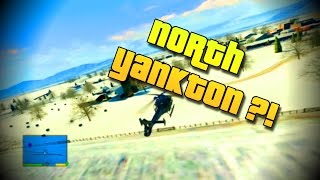 GTA 5 - NORTH YANKTON ?!