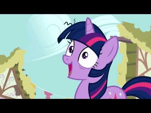 Twilight Sparkle - Okay, here's the plan...