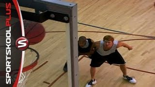 Offense Rebounding with Pro Basketball Coach Bill Walton