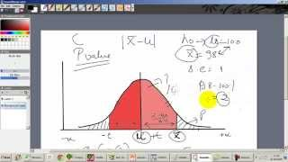 17. P Value Interpretation - One Sample T Test