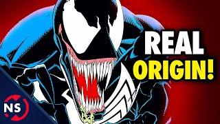 The REAL Origin of VENOM and Spider-Man's Black Costume! || Comic Misconceptions || NerdSync