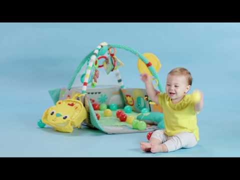 Bright Starts™ 5-in-1 Your Way Ball Play™ Activity Gym