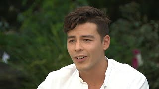 Sofia Vergara's Son Manolo Talks Growing Up With a Hot Mom! (Exclusive)