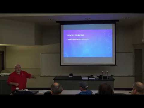 Introduction To Astronomical Seeing.  By Ric Honey.  June 1, 2018