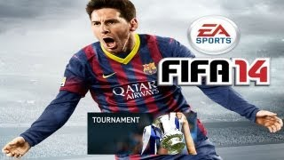 FIFA 14 By EA SPORTS - Tournament Gameplay Trailer