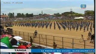 Maadhimisho ya mbio za Mwenge wa Uhuru,Tanga