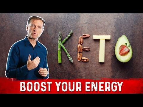 Why Keto Gives You More Energy