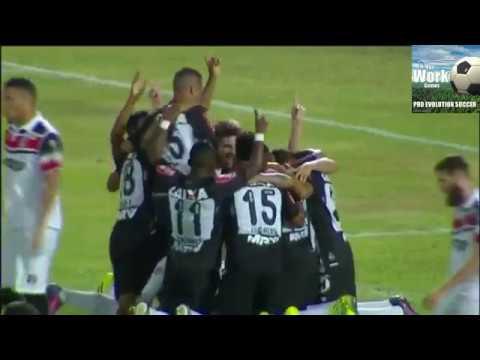 Santa Cruz 3 x 3 Atletico MG, Melhores Momentos, Brasileirão 2016
