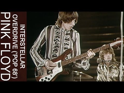 Pink Floyd - Interstellar Overdrive ('Pop 68')