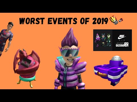 Worst events of
