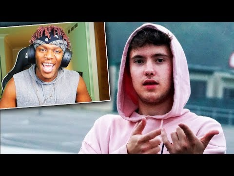 Reacting to Quadecas INSECURE Diss Track
