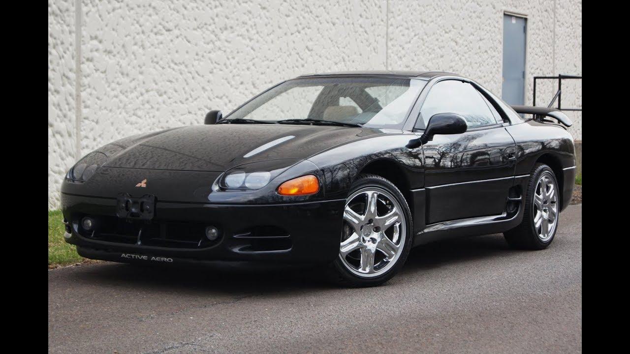 1995 mitsubishi 3000gt vr4 twin turbo 6-speed manual - youtube