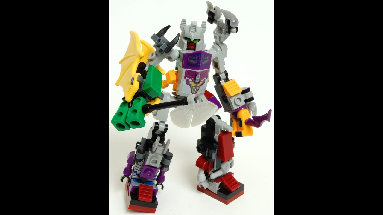 Video Review of the Kre-O Transformers; Optimus Prime ...