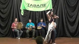 Барабанная Группа Fox bay (09.10.2011)