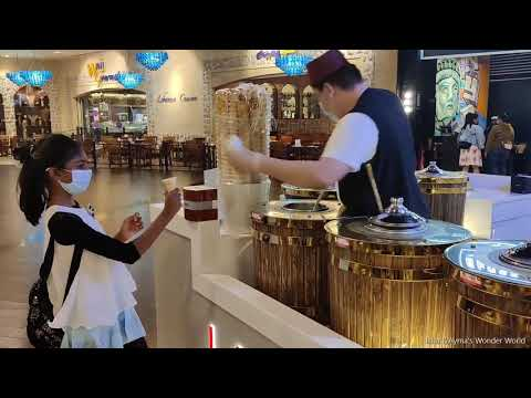 Turkish Icecream Man Pranking @ Dubai Mall