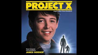 Project X Soundtrack List 1987 - Project ...
