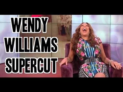 AUDIENCE CAN'T STOP CHEERING | WENDY WILLIAMS SUPERCUT