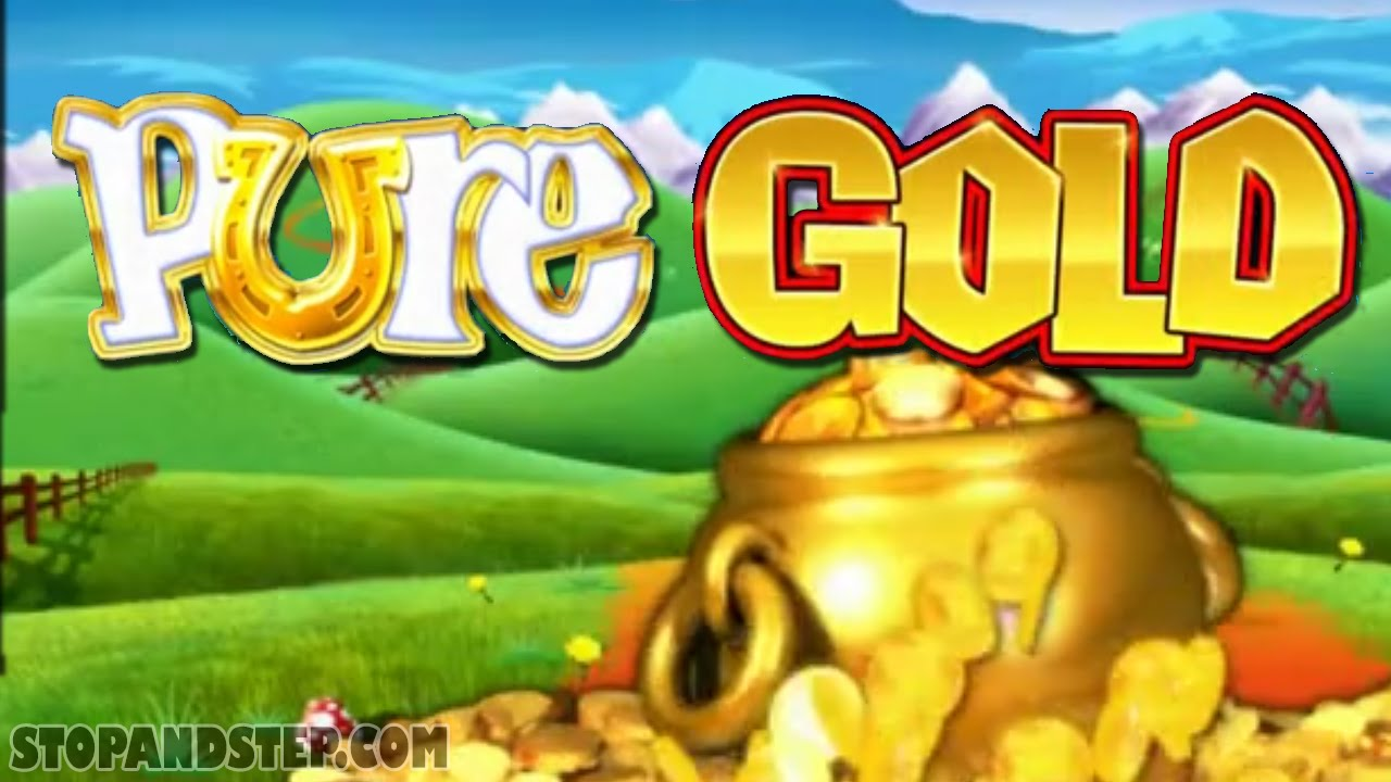 rainbow riches pure gold pots feature youtube