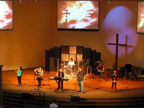 Our St. Patrick's Day Worship Service at The Point Church (Sunday, March 17, 2013)