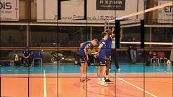 US Villejuif Volley contre Le Plessis-Robinson
