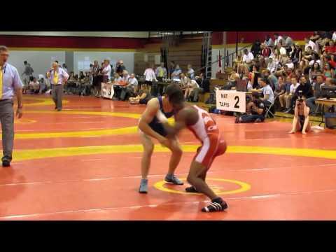 2011 Canada Cup: 66 kg Kyle Rose vs. Ilya Abelev