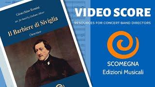IL BARBIERE DI SIVIGLIA, Sinfonia - Gioachino Rossini, arr. Giuliano Moser