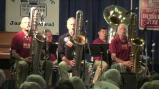 "Uptown Lowdown Jazz Band  ""Original Dixieland One Step"""