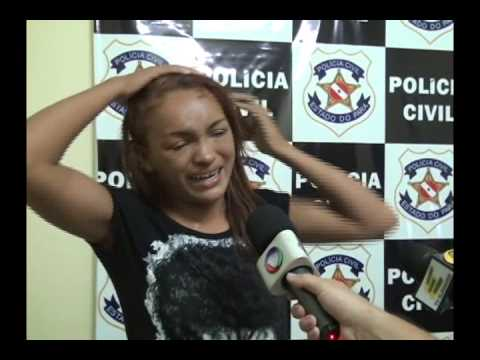 Itaituba: Estuprador preso em Itaituba - TV Record Itaituba.