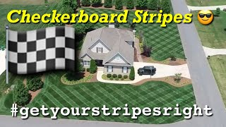 Yard Striping