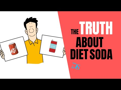 Diet Soda Is NOT What You Think It Is