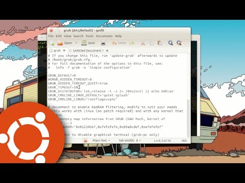 How to Change the Default GRUB OS in Ubuntu 13.04